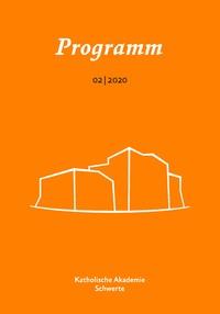 Cover Halbjahresprogramm 02/2020