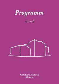 Cover Halbjahresprogramm 02/2018