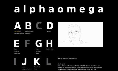 alpha-omega-letters.de (© Katholische Akademie in Berlin e.V.)