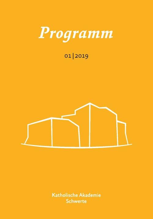 Cover Halbjahresprogramm 1/2019