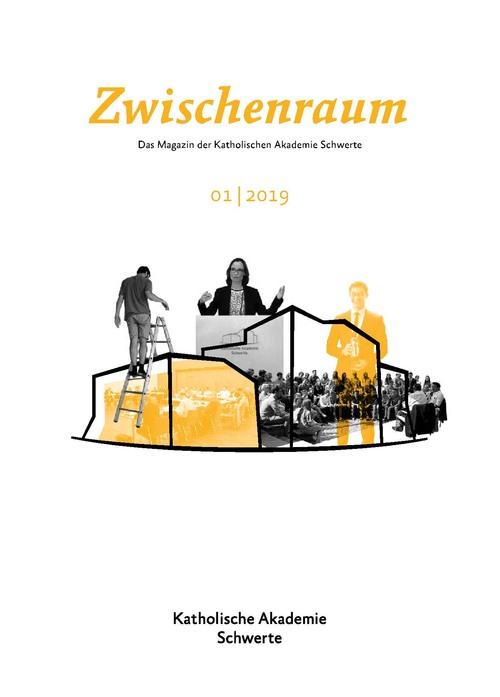 Cover Zwischenraum 1/2019
