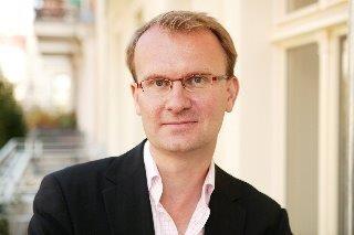 Dr. Andreas Kossert, Foto: Sebastian Pfütze