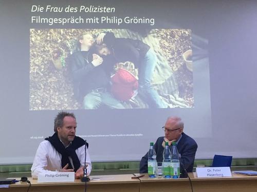 Filmgespräch mit Philip Gröning (Foto: privat)
