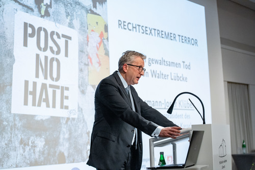 Regierungspräsident Klüber (Kassel)