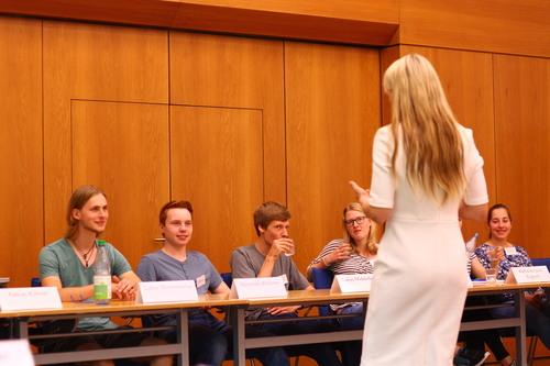 Impressionen aus der Campus Akademie 2017 (© Akademie)