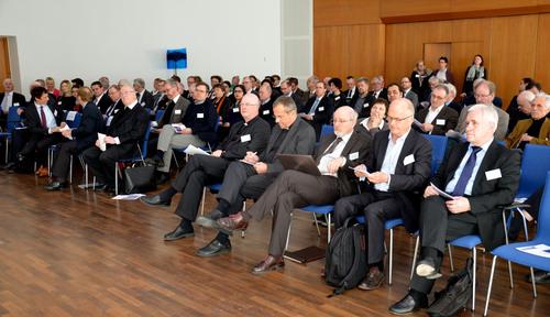 Auf großes Interesse stieß der Juristentag im Erzbistum Paderborn zum Thema Digitalisierung in der Katholischen Akademie Schwerte. (© pdp)