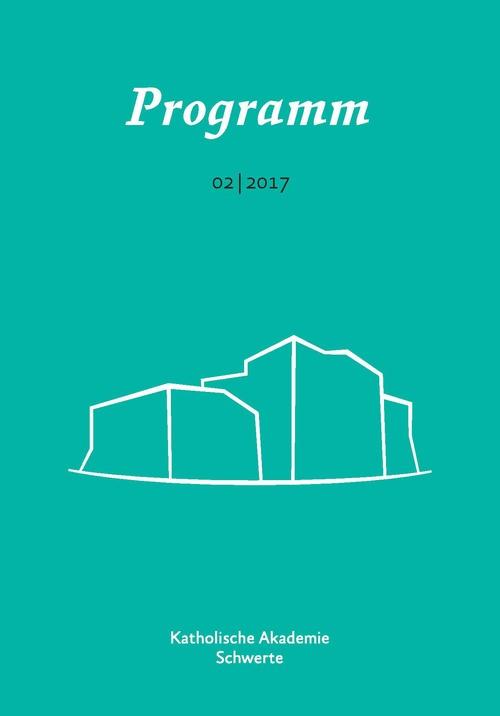 Cover Halbjahresprogramm 2/2017