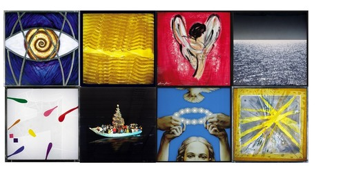 Ausstellung Zeitgenössische Glaskunst Peters