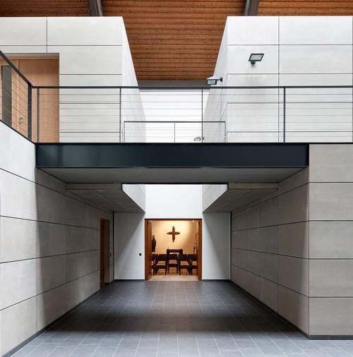 Dülmen, Kirchwohnungen Maria Königin, Feja+Kemper Architekten (Foto)