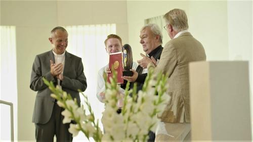 Foto Verleihung Communio-Preis