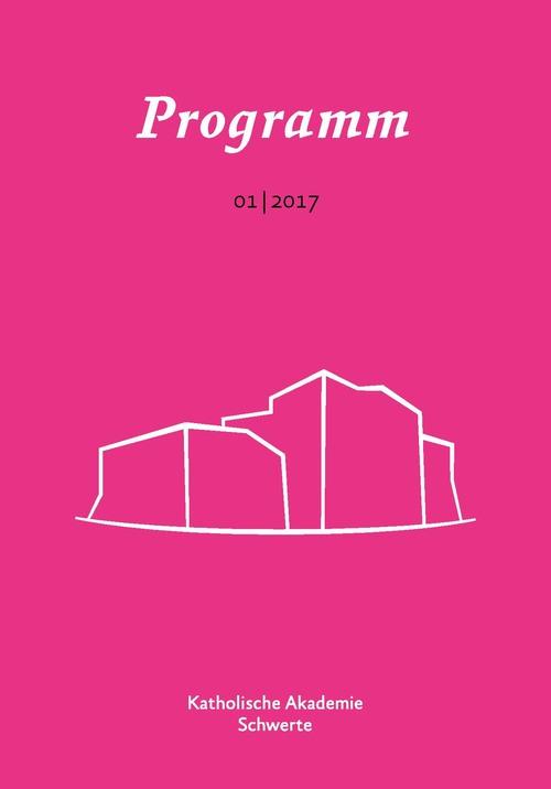 Cover Halbjahresprogramm 1/2017