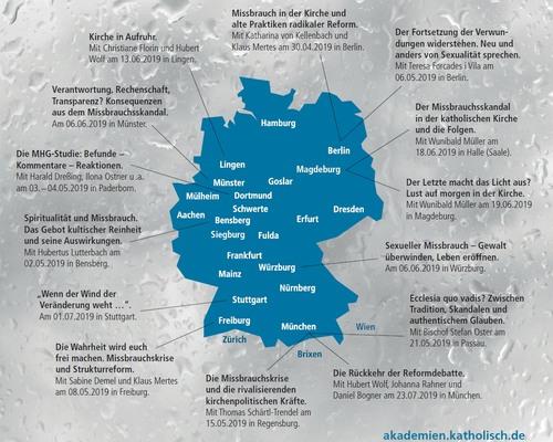 Anzeige Strukturen des Missbrauchs überwinden Katholische Akademien Deutschland