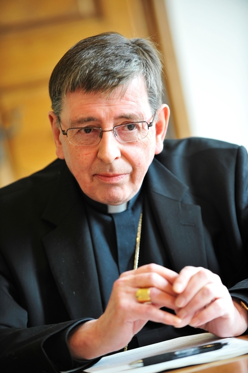 Kurt Kardinal Koch (Foto: Bistum Basel)