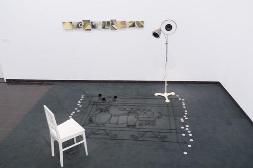 Ausstellung Clara Oppel