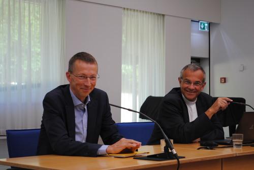 DBK-Pressesprecher Matthias Kopp