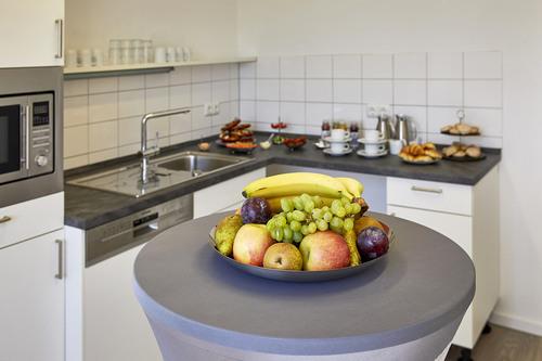 Foto der Küche