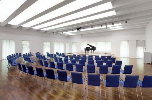Beispiel-Aufbau für Konzerte