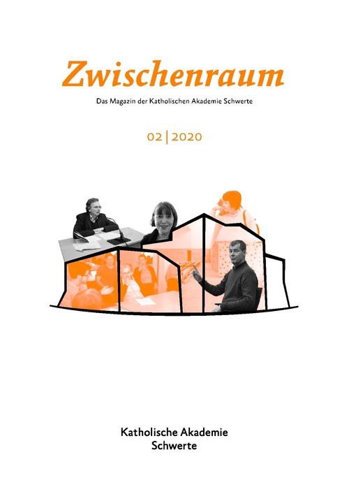 Cover Zwischenraum 02/2020