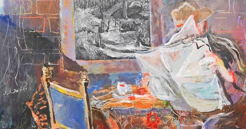 Ausstellung Matvey Slavin