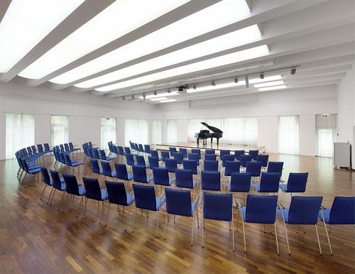 Ansicht Konferenzsaal