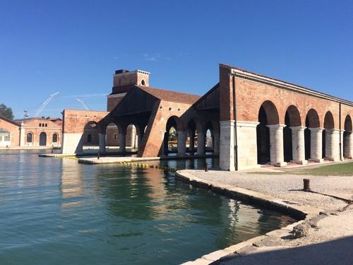 Venedig Biennale, Arsenale